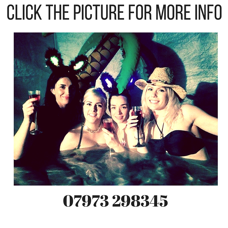hot tub hire birmingham for pubs and clubs