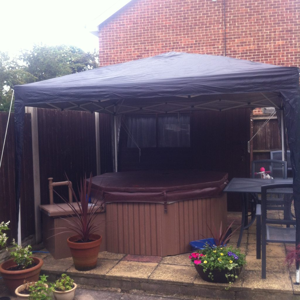 Portable Hot Tub Hire Birmingham